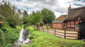 Waterways, Charlton All Saints, Salisbury