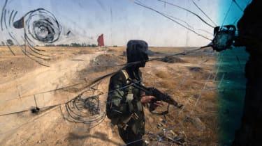 The jihadist Islamic State of Iraq and the Levant