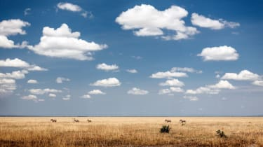 The Chada plains in Katavi National Park, Tanzania