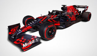 Red Bull Racing RB15 F1 2019 car livery launch
