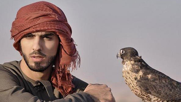 Handsome arab the man most in world UAE's 20