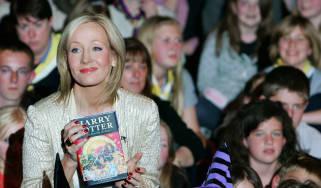 JK Rowling in 2007
