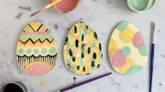 BRIK's make-your-own Easter egg kit