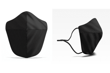 Front and side view of MisfitMasks product