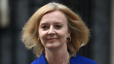 New Foreign Secretary Liz Truss departs No. 10