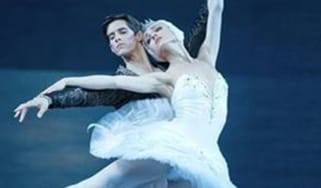 The Mariinsky Ballet's production of Swan Lake