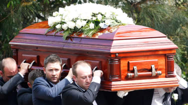 Funeral service for Phillip Hughes