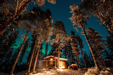 wilderness dinner by asaf kliger