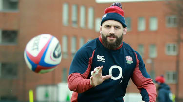 England and Harlequins prop Joe Marler