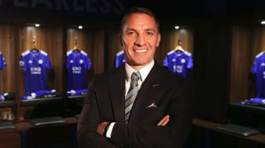 Brendan Rodgers has left Scottish champions Celtic to become the new Leicester City manager