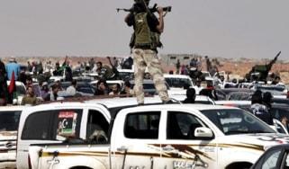 Libya rebels Sirte