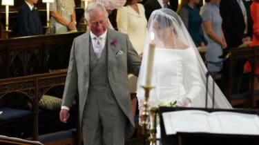 Prince Harry and Meghan wedding, Prince Charles