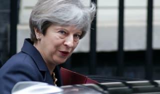 Theresa May PMQ