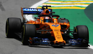 British teenage driver Lando Norris will race for McLaren in the 2019 F1 season