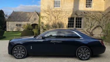 New Rolls-Royce Ghost by  Fergus Scholes