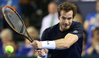 Andy Murray - Davis Cup 2015