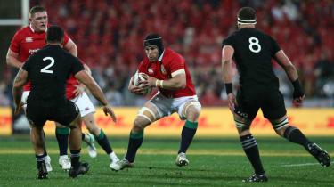 Sean O'Brien British & Irish Lions