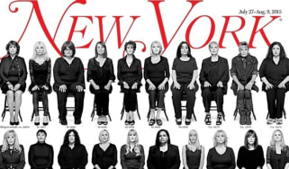 Bill Cosby New York cover