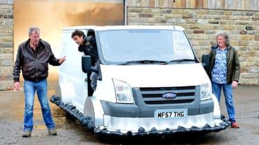 Jeremy Clarkson - Hovervan