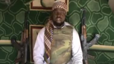 Abubakar Shekau of Boko Haram