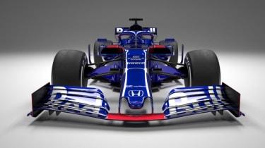 Toro Rosso STR14 F1 2019 car launch
