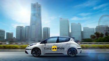 Nissan 'robo-taxi'