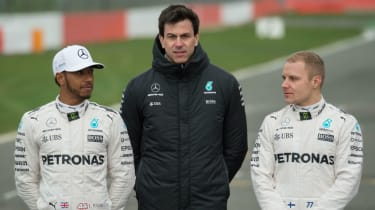 Lewis Hamilton Mercedes team