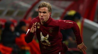 Moritz Bauer Stoke City transfer Austria