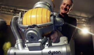 James Dyson's hoover