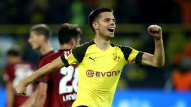 Borussia Dortmund midfielder Julian Weigl has won five caps for Germany
