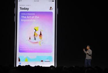 Apple iOS 11 WWDC 2017