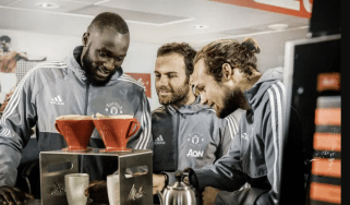 Man Utd official coffee partner