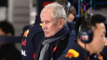 Red Bull Racing advisor Dr Helmut Marko