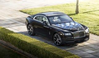 Rolls Royce Wraith 'Inspired by British Music'