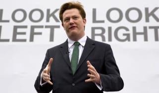 Danny Alexander Liberal Democrat MP