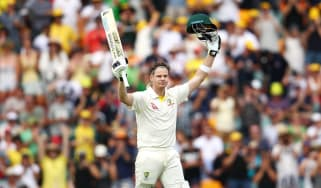 Steve Smith century Australia England Ashes Gabba
