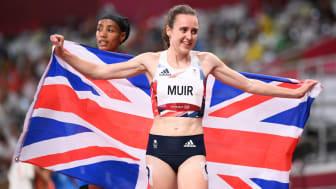 Laura Muir Team GB