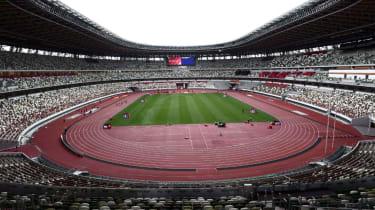 Tokyo 2020 National Stadium