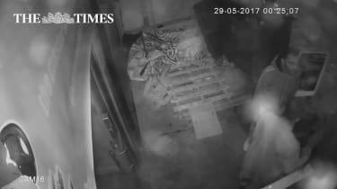 CCTV London Bridge attackers