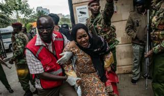Nairobi hotel attack