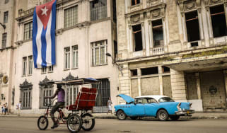 Cuba's capital Havana