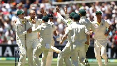 Moeen Ali Nathan Lyon Ashes Adelaide