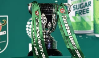 The 2019 Carabao Cup final will be played at Wembley Stadium on 24 February