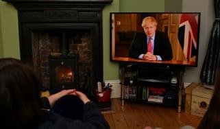 Boris Johnson address