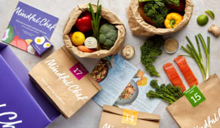 Mindful Chef recipe boxes
