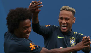 Neymar Brazil vs. Costa Rica team news World Cup group E