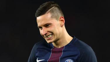 Julian Draxler Paris Saint-Germain