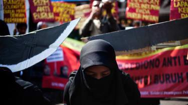 Saudi Arabia execution protest