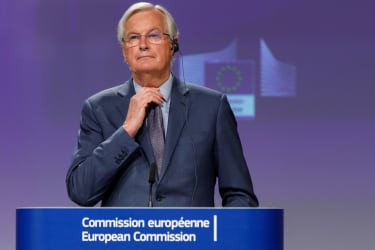 EU Chief Negotiator - Task Force for the Preparation and Conduct of the Negotiations with the United Kingdom under Article 50 TEU. 2015-2016- Michel Barnier speaks about the trade agreement w