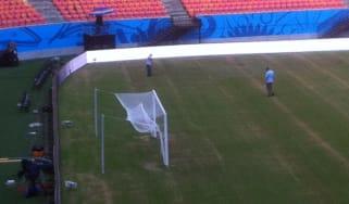 Manaus pitch Arena Amazonia